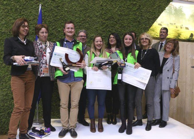 Podium des Lauréats CJPV SIA 2020