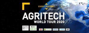 AGRITECH World Tour 2020 sur les agroéquipements !