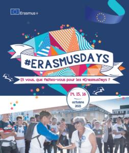 #Erasmus Days 2021 @ Sur tout le territoire